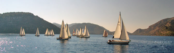 Portway Turkey Yacht Charters & RYA Sailing School - About Us